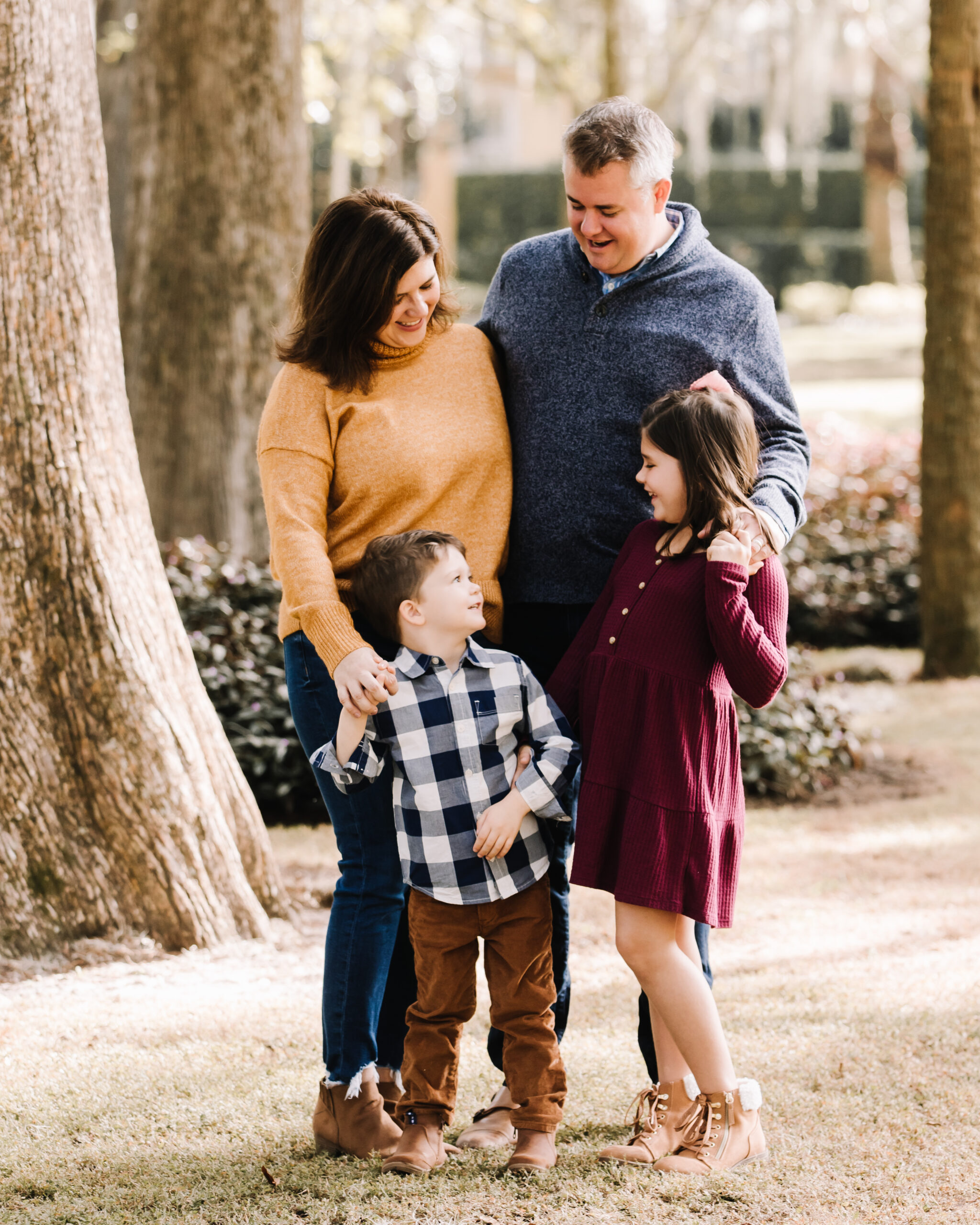 Rosen-Curley Family2020-079